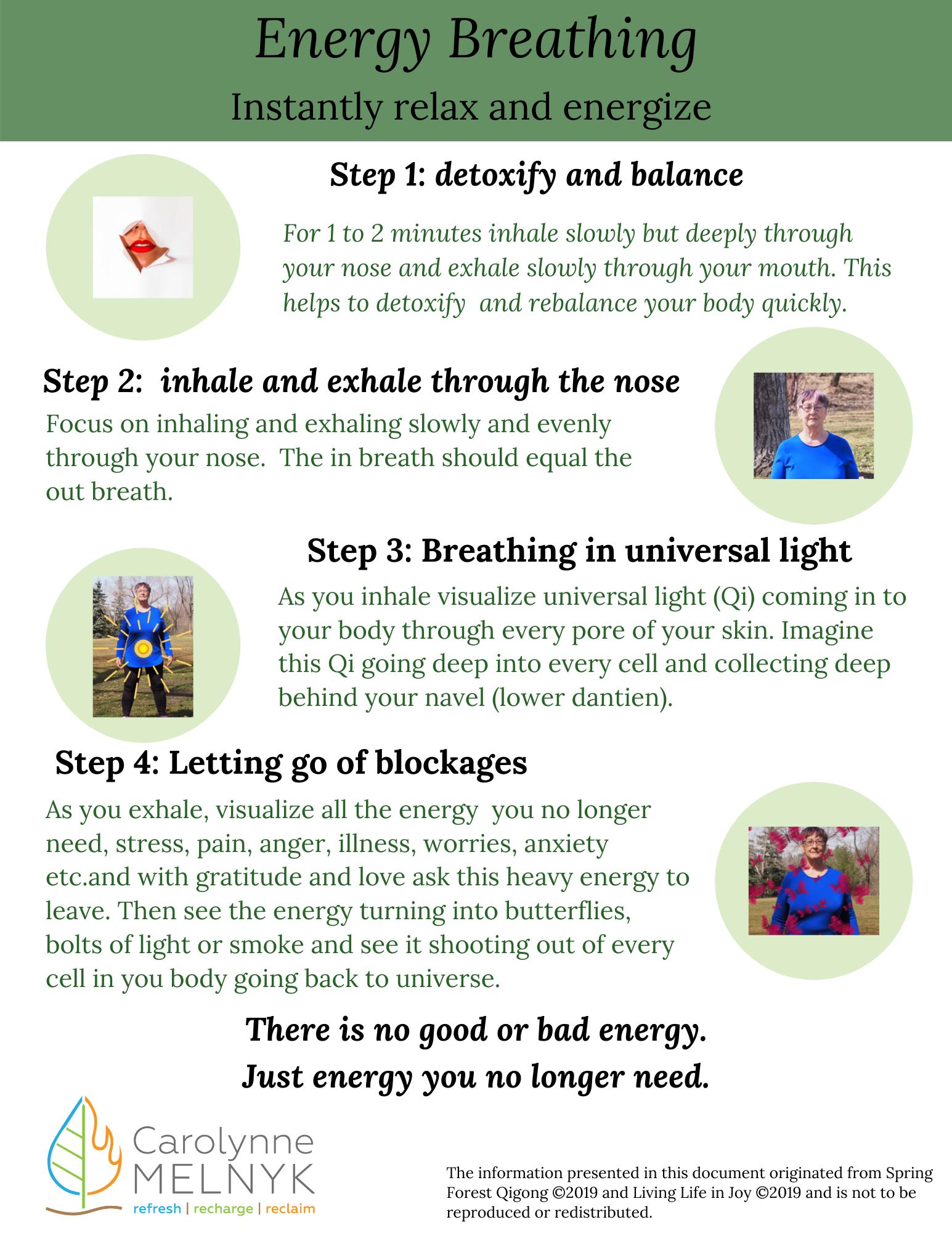 Energy Breathing